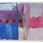 Phil Stallard abstract artist on paper